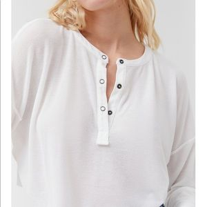 Urban outfitter emmy Henley top